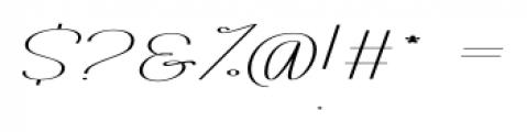 Rachele Ribbon Bold Exp Font OTHER CHARS