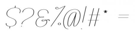 Rachele Ribbon Cd Font OTHER CHARS