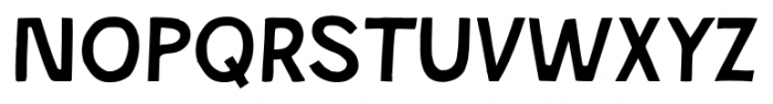 Ray Johnson Regular Font UPPERCASE