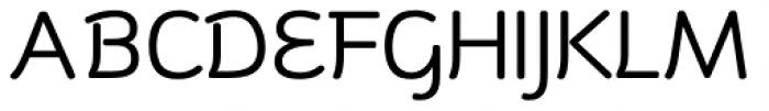 RAN Font UPPERCASE