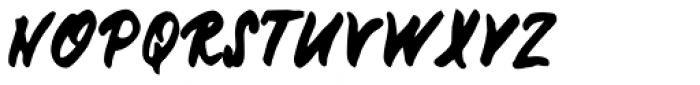 Rabbits Hyper Font UPPERCASE