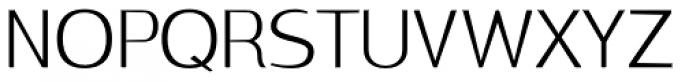 Rabelo Thin Font UPPERCASE