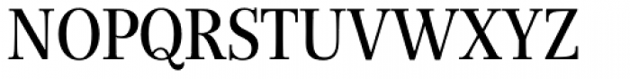 Rabenau Pro Condensed Book Font UPPERCASE