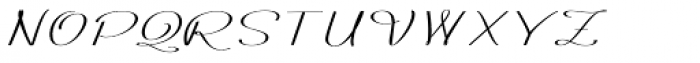 Rachele Expd Ribbon Black Font UPPERCASE