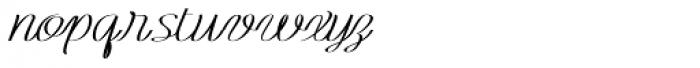 Rachele Expd Ribbon Black Font LOWERCASE