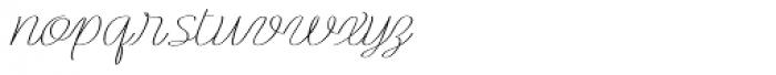 Rachele Expd Ribbon Font LOWERCASE