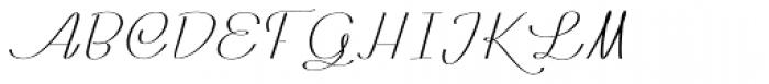 Rachele Semi Ribbon Bold Font UPPERCASE