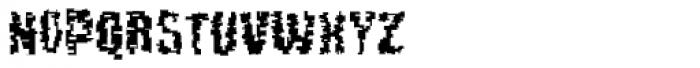 Raclette Font UPPERCASE
