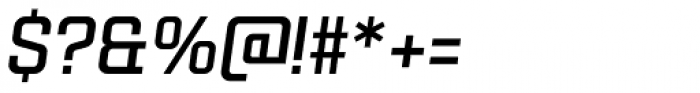 Racon Basic S Font OTHER CHARS