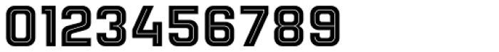 Racon Inline Bold Font OTHER CHARS