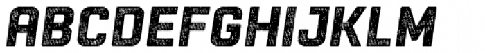 Racon Old Carbon Bold S Font LOWERCASE