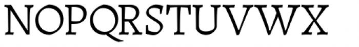 Radal Ultra Light Font UPPERCASE