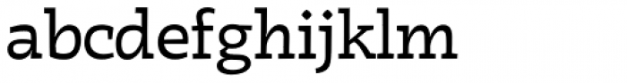 Radcliffe Casual Regular Font LOWERCASE