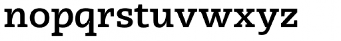 Radcliffe Semi Bold Font LOWERCASE