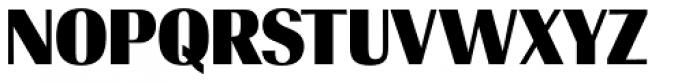 Radiant RR Heavy Font UPPERCASE