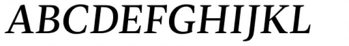 Radiata Medium Italic Font UPPERCASE