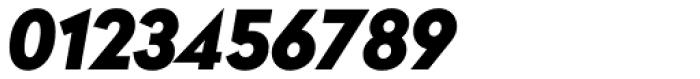 Radikal Black Italic Font OTHER CHARS