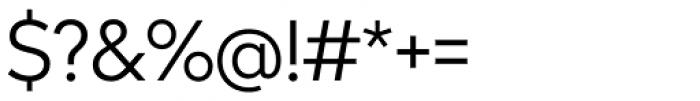 Radikal Light Font OTHER CHARS