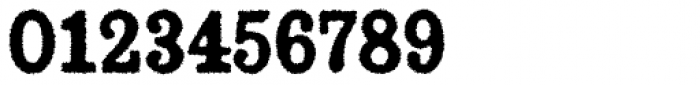 Radio Interference Regular Font OTHER CHARS