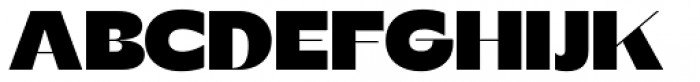 Rae Low Ultra Font UPPERCASE