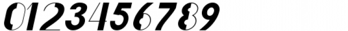 Rafisqi Regular Italic Font OTHER CHARS