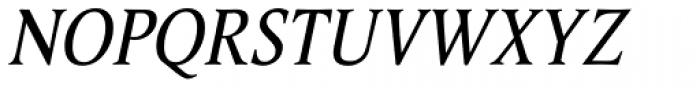 Ragnar Italic Font UPPERCASE