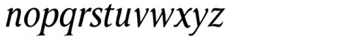 Ragnar Italic Font LOWERCASE