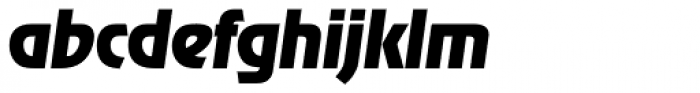 Ragtime TS Bold Italic Font LOWERCASE