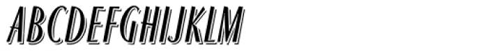 Ragtime Font UPPERCASE