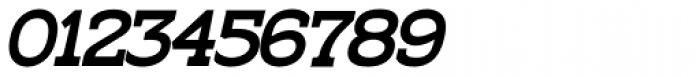 Railham Bold Italic Font OTHER CHARS