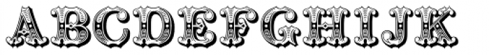 Railhead Font UPPERCASE