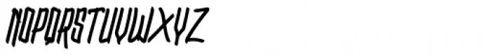 Raimoo Heavy Font UPPERCASE