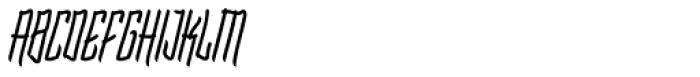 Raimoo Font UPPERCASE