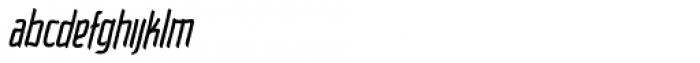 Raimoo Font LOWERCASE