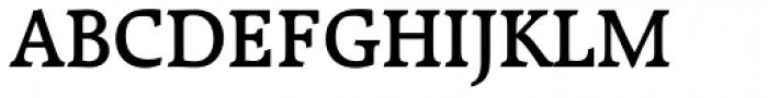 Raleigh BT DemiBold Font UPPERCASE