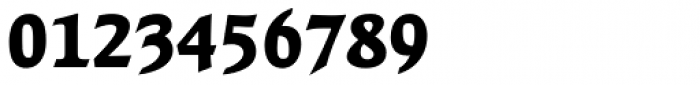 Raleigh BT ExtraBold Font OTHER CHARS
