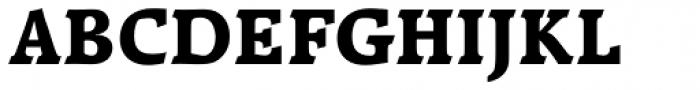 Raleigh D ExtraBold Font UPPERCASE