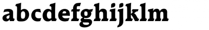 Raleigh D ExtraBold Font LOWERCASE