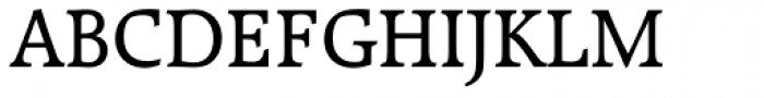 Raleigh Medium Font UPPERCASE