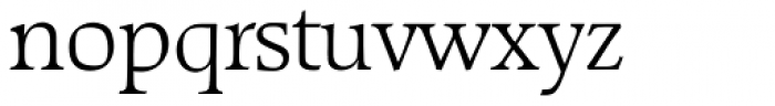 Raleigh Serial Light Font LOWERCASE