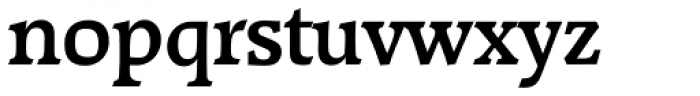 Raleigh Serial Medium Font LOWERCASE
