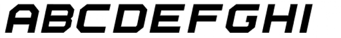 Rally Italic Font UPPERCASE