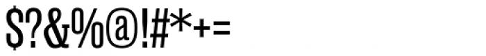 Rama Slab Exp Regular Font OTHER CHARS