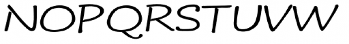 Ramadesh Expand Font UPPERCASE