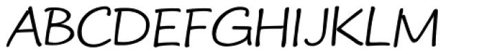 Ramadesh Font UPPERCASE