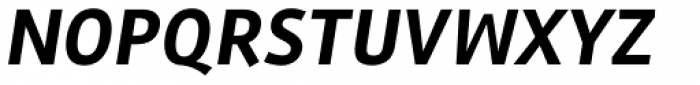 Rambla Oscura Oblicua Font UPPERCASE