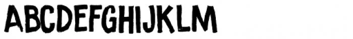 Ramkoers Font UPPERCASE