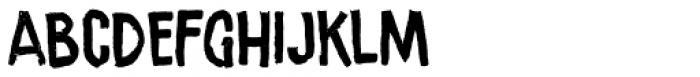 Ramkoers Font LOWERCASE