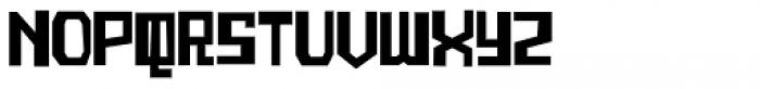 Ramones Regular Font UPPERCASE