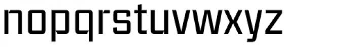 Ramsey Light Font LOWERCASE
